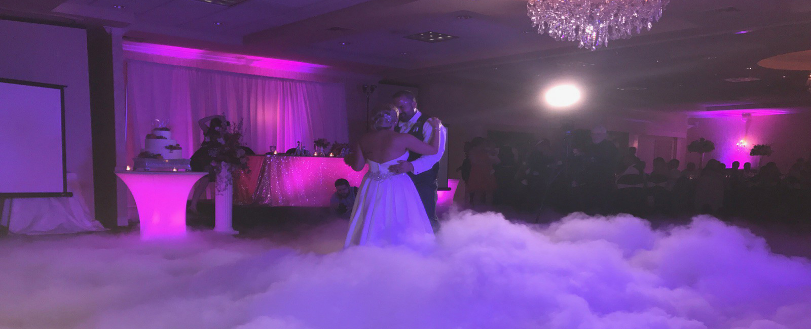 Dancing on the Clouds makes your wedding a Fairy tale!